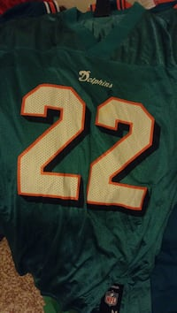 Miami Dolphins #22 jersey