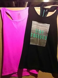 Racer-back Tank Tops