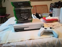 X Box One S with at least 5 games Toronto, M1E 4Z7