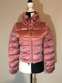 New Guess Puffy Winter Jacket (Pink) Milton, L9T 4K1