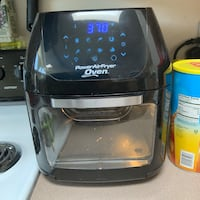 Power air fryer oven Tucson, 85748