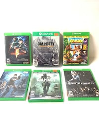 Xbox one Games Bakersfield, 93309