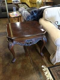 Wooden Side Table Pawtucket, 02861