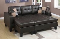 NEW SECTIONAL WITH OTTOMAN  Los Angeles