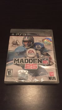 Madden NFL 25 PS3 Barry Sanders Cover