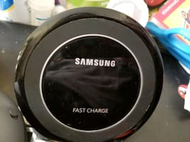 Samsung wireless fast charging dock station