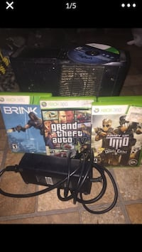 Xbox 360 only asking 80 need gone ASAP  Victorville, 92395