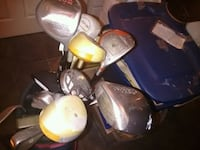 "Lynx ""10"" one of 10,000 sets irons and drivers. Pl Kitchener, N2M 3R7"