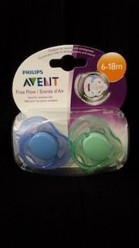 Avent Pacifiers Toronto, M2J 5A7
