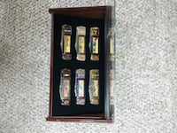 Franklin mint knife collection Whaleyville, 21872