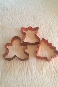 """Cookie cutters (5-1/2 - 6"""") West Melbourne, 32904"""