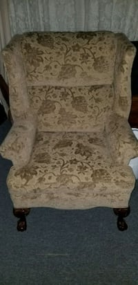 two old style suede chairs, never used. Norristown, 19403