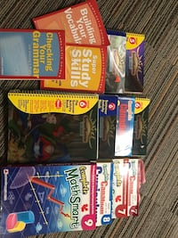 four assorted DVD movie cases 535 km