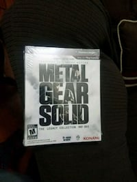 Metal gear Solid collection Brooklyn, 11201