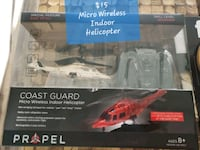 Brand New, Sealed Micro Wireless Indoor Helicopter Vaughan, L4L 8K5