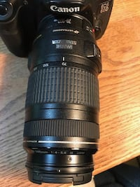 Canon Camera EOS 60D with 70-300 Lens and Charger . Only used for Special events condition is perfect