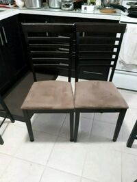 5 +1 chairs for sale Markham, L3R 6V6