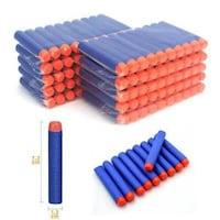 New Nerf Elite darts ammo 100pcs Mississauga, L5A 1V2