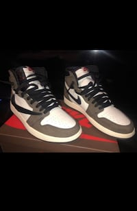 Jordan 1 travis scott BROOKLYN