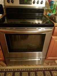 gray and black induction range oven Dayton, 45403