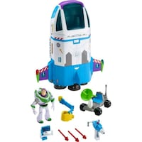 Toy Story Buzz Pixar Spaceship set Bethesda, 20814