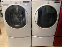 Kenmore front load washer and dryer set 10% off Reisterstown, 21136