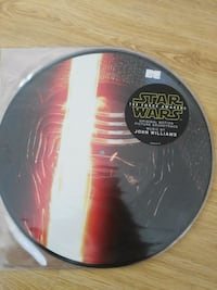 Star Wars The Force Awakens Picture Disk Plak 19 Mayıs Mahallesi, 34360