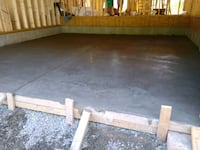 Concrete installation Rocky Mount