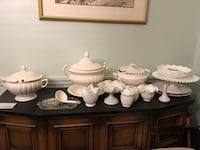 Assorted White Porcelain Akron, 44306
