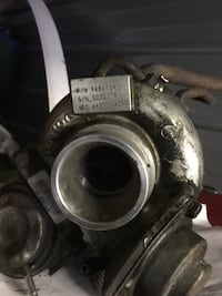 2000 - 2004 turbo charger used Volvo 1.9 s and v model Fredericksburg