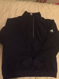 Adidas quarter zip jacket
