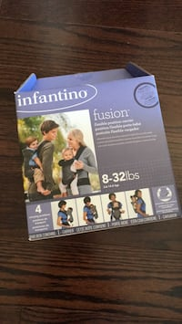 Infantino baby carrier Toronto, M9A 5G3