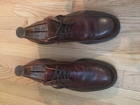 Johnston and Murphy men's shoes Size 12 all soft Italian leather