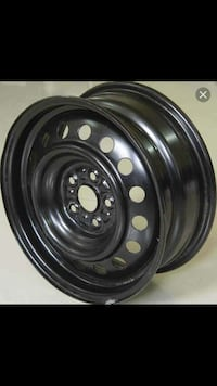 """Brand New In The BOX 14"""" Rim 5x100 Set of 4 $120"""