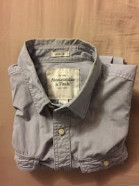 (S) (Abercrombie) Muscle Button-Up  Huntington Beach, 92647