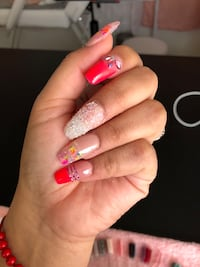 Acrilic nails Las Vegas