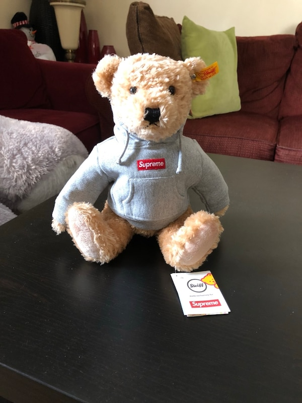 Used Supreme Bear Need Money ASAP For Sale In Secaucus - Letgo