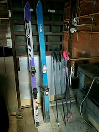 Skis and poles Fishkill, 12524
