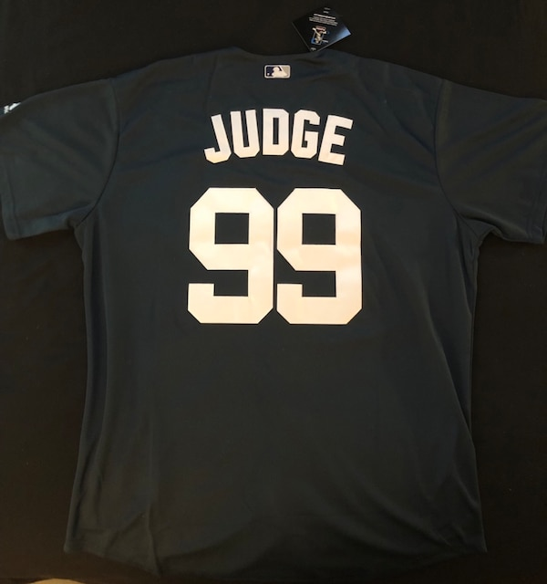 the latest 503ea de5bb *****BRAND NEW, STITCHED, AARON JUDGE #99 YANKEES JERSEY*****