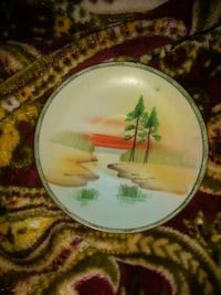 J a p a n. ...marked in red hand painted  china Jacksonville, 32216