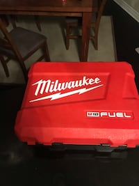 Milwaukee hard case  Bolton, L7E 2K4