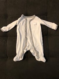 Newborn lamb onesie. Excellent condition. Burnaby, V5A