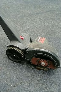 craftsman edger Leicester, 01542