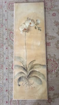 Orchid painting picture Conway, 29526