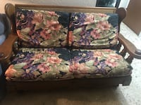 Antique Rocking love couch  Corpus Christi, 78413