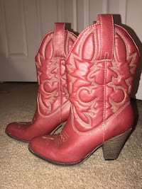 cowgirl boots! Bel Air, 21014