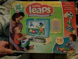 Leap Frog Baby Little Leaps grow with me system