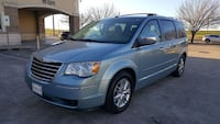 2008 CHRYSLER TOWN & COUNTRY LIMITED Houston, 77082