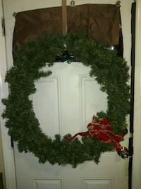Large Outside/Indoor Wreath with Bow...