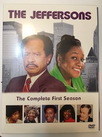 The jeffersons dvd unopened View Park, 90008